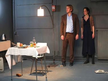 Théâtre La Boutonnière, Sans témoin de Sofia Prokovieva