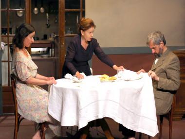 Théâtre La Boutonnière, Déjeuner chez Wittgenstein de Thomas Bernhard