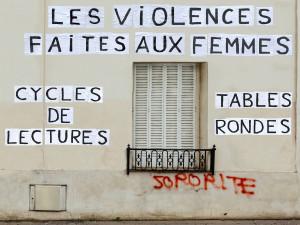 Théâtre La Boutonnière, Les Violences faites aux femmes