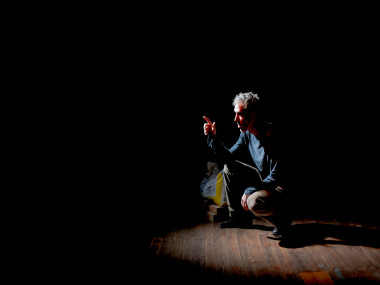 Théâtre La Boutonnière, La nuit juste avant les forêts de Bernard-Marie Koltès
