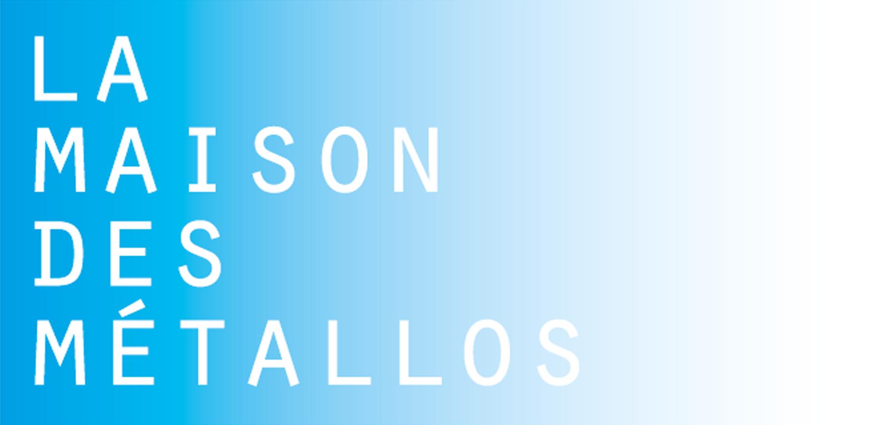 Logo La Maison des Métallos