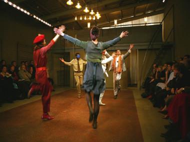 Théâtre La Boutonnière, Timon d'Athènes de William Shakespeare