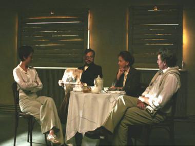 Théâtre La Boutonnière, Pense à l'Afrique de Gordon Dryland
